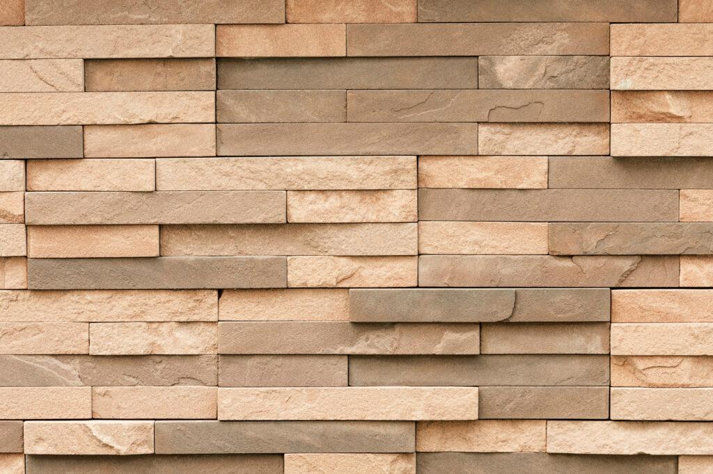 Uneven-sandstone-tile-wall-surface